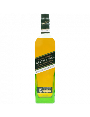 15 Ans Green Label