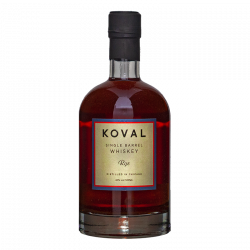 KOVAL WHISKY SINGLE BARREL...