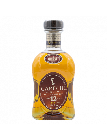 CARDHU SINGLE MALT WHISKY...