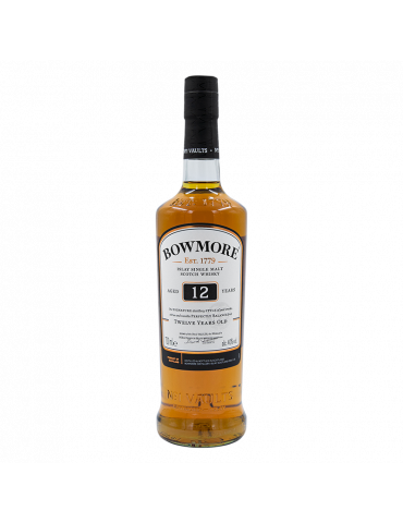 BOWMORE SINGLE MALT WHISKY...