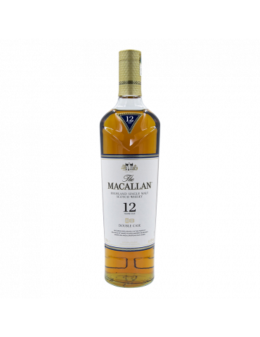 MACALLAN DOUBLE CASK WHISKY 12 ANS - 70 CL