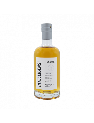 MACKMYRA A1:01 INTELLIGENS SINGLE MALT WHISKY - 70 CL