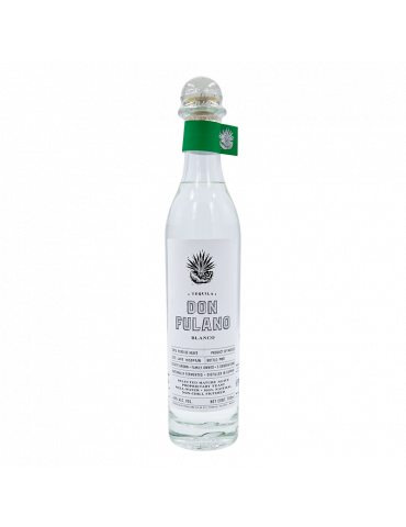 DON FULANO BLANCO TEQUILA - 70 CL