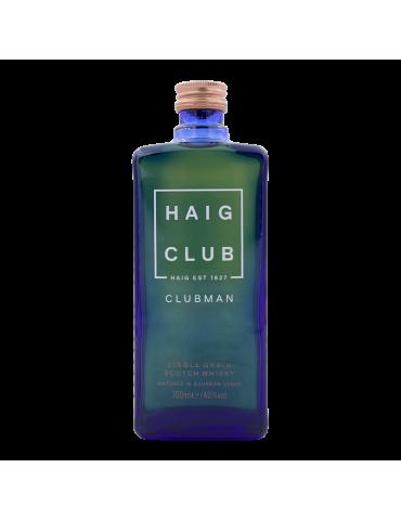HAIG CLUB CLUBMAN SCOTCH WHISKY - 70 CL