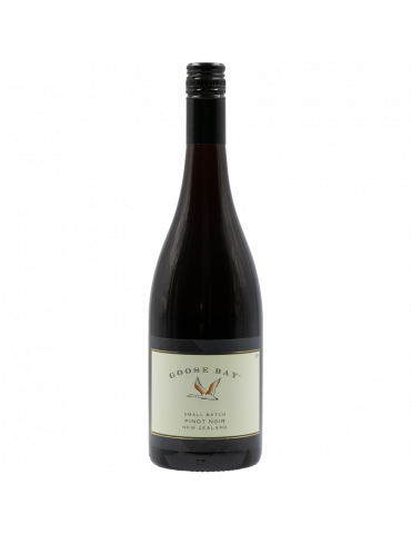 GOOSE BAY SMALL BATCH PINOT NOIR 2016 - 75 CL