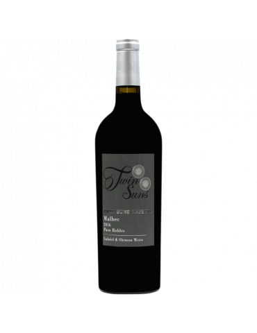 TWIN SUNS RESERVE MALBEC 2016 - 75 CL