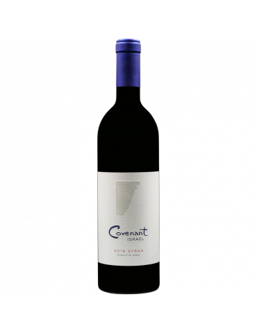 COVENANT SYRAH 2016 - 75 CL