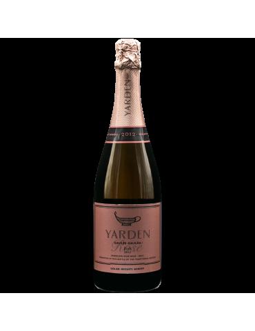 YARDEN SPARKLING ROSÉ BLEND 2016 - 75 CL