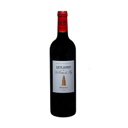 BENJAMIN DE LA TOUR DE BY BLEND 2016 - 75 CL